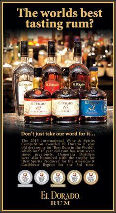 Guyanese Rum