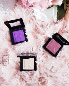 """545 Likes, 17 Comments - Georgiana Cristina Nae (@georgianakristina) on Instagram: """"@kissnypro Single Eyeshadow - a highly-pigmented, velvety eye shadow that delivers rich, long-…"""""""