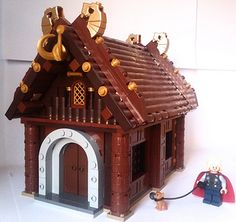 17 Best Lego Vikings Mocs Images Vikings Buy Lego Lego