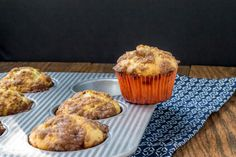 Maple Walnut Muffins will get you in the mood for fall. A great way to start…