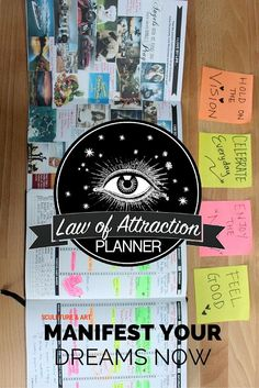 Download your free law of attraction planner: http://www.manifestationplanner.com All in one planner that will help you master the secret behind the law of attraction. Follow 8 simple proven steps to manifest your dreams.