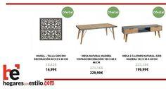 #ofertas en hogaresconestilo.com! #felizmiercoles! #home #hogar #estilo #deco #decoración