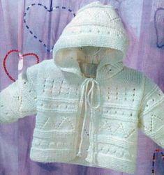 free knitting pattern: boys baby