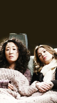 "Meredith Grey and Cristina Yang ""Twisted Sisters"" Grey's Anatomy lockscreen Source by amazingphonewallpapers Cristina Yang, Meredith E Cristina, Meredith And Christina, Meredith Grey, Greys Anatomy Memes, Grey Anatomy Quotes, Lexie Grey, Derek Shepherd, Orphan Black"