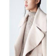 Eron Alpaca Coat