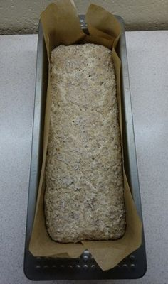 Kváskový chléb bez hnětení - fotopostup Yummy Food, Tasty, Raw Food Recipes, Christmas Cookies, Food And Drink, Bread, Snacks, Vegan, Baking