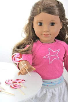 A Food for American Girl Dolls