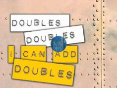 Doubles addition song.  Has 6+6 up to 10+10- good for the 4th and 5th graders as a refresher