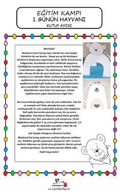 15 TATİL KAMP PROGRAMI Turkish Language, Human Body, Kids Learning, Programming, Montessori, Crafts For Kids, Preschool, Camping, Science