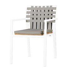 Ekka Stacking Dining Arm Chair