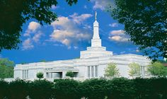 Detroit, Michigan Temple