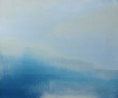 Koen Lybaert - Dungeness & Lydd [Landscape N°083] - oil on canvas on wood panel [40 x 48 x 0.5] / 2014