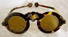 Antique Chinese Glasses ~Repinned Via Ria Runkee