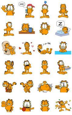 Garfield + Animated