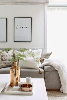 Take me to Norway ♥ simple colour palette, texture and a lovely neutral feel. Relaxed living.