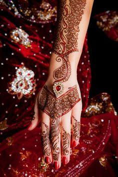 Beautiful South Asian Brides   via Tumblr