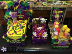 How To Make Shoe Box Floats {A Mardi Gras Tradition For NOLA Kids}   New Orleans Moms Blog