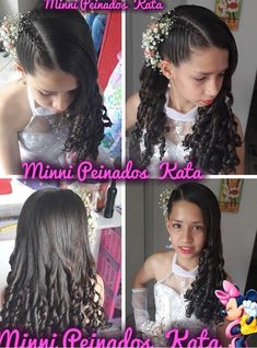 Kids Braided Hairstyles, Cute Girls Hairstyles, Toddler Hair Dos, Cool Hair Designs, Special Occasion Hairstyles, Baddie Hairstyles, Cool Braids, Hair Videos, Gorgeous Hair