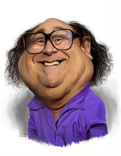 "Danny DeVito ** The PopDot Artist ** Please Join me on the Twitter @AlabamaBYRD & Be my Friend on the FaceBook --> http://www.facebook.com/AlabamaBYRD **  BIG BYRD HUGS & SMILES & PRAYERS TO EVERYONE IN NEED EVERYWHERE **  ("")< Chirp Chirp said THE BYRD http://www.facebook.com/AlabamaBYRD"