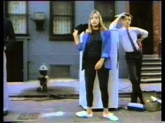 Rickie Lee Jones The Real End 1984 original official studio video