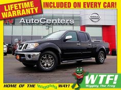 2015 Nissan Frontier 4x4 Crew Cab SL For Sale | Wood River IL | Alton, O'Fallon and Edwardsville Area | 1N6AD0FV4FN734032