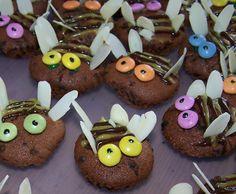 Rezept Süße kleine Hummeln zum Kindergeburtstag von cessy18.06.2009 - Rezept der Kategorie Backen süß