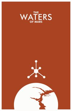 The Waters Of Mars poster by balancedpersonality #DoctorWho
