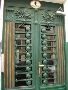 Image detail for -Art Deco door « Pure. Happy. Travel.