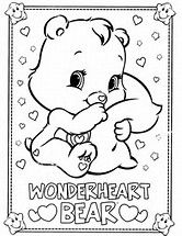 care bears coloring page | embroider | Pinterest | Care bears, Bears ...