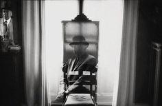 René Magritte by Duane Michals