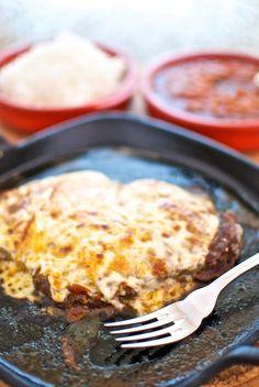 Receta de 'Lomo gratinado con salsa roja' de Pepekitchen para el blog 'A tu Gusto' de superSol. La mejor gastronomía :)