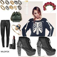 Halloween WILDFOX Queen   Women's Outfit   ASOS Fashion Finder