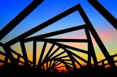 High Trestle Bridge at sunset - That is AWESOME, @Emily Vardeman!!