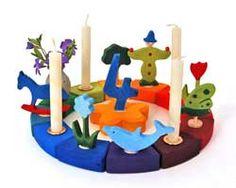 Birthday Ring Table Decoration