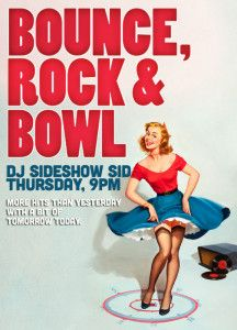 Bounce, Rock & Bowl @ National on Alberta Canada, Calgary, Things That Bounce, Dj, Calendar, Dating, Events, Rock, Night