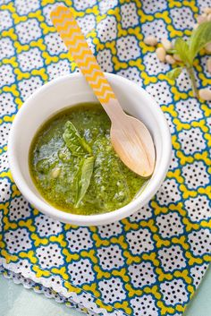 Paleo Pesto Sauce by Against All Grain (dairy free)