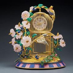 Magnificent Patek Philippe Clocks