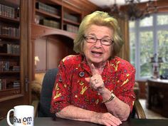 Dr. Ruth's Sex Advice is Still Second to None
