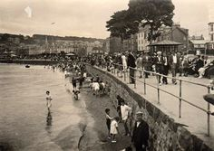 Children's Corner, Rothesay in the 1920s.