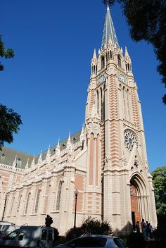 Catedral de San Isidro   Buenos Aires