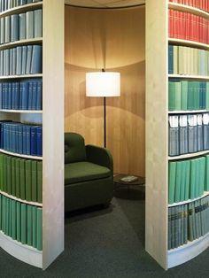 Rincones únicos para disfrutar de la lectura #decoración #interiorismo (II)