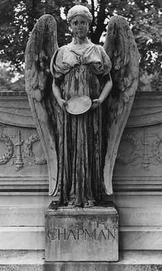 T.A. Chapman Memorial by Daniel Chester French (1896) ~ Photo by WikiProject Public Art