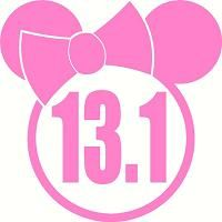 Disney 1/2 Marathon! Once was enough! :)