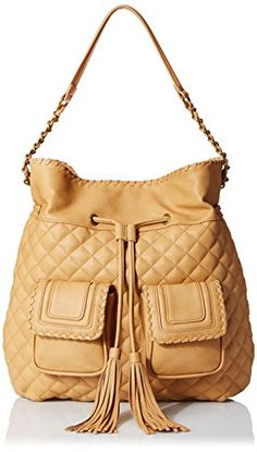 735b8820ae Big BUDDHA Valiant Shoulder Bag Camel One Size    Check out the image by  visiting the link. (This is an Amazon affiliate link)