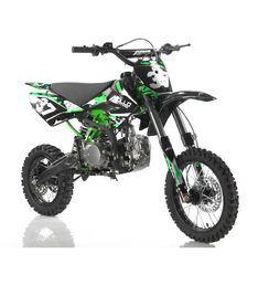 Crossipyörä 125cc; Apollo Motors Rider | Rellunkulma.fi verkkokauppa