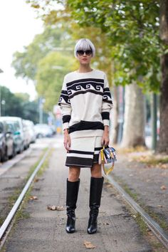 126 outfit ideas to take from the streets of Milan.