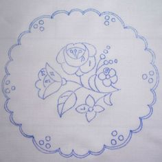 カロチャ刺繍図案入り生地1ハンガリー製生地 Bordados Tambour, Tambour Embroidery, Hungarian Embroidery, Rose Embroidery, Vintage Embroidery, Embroidery Stitches, Embroidery Patterns, Embroidery Transfers, Beading Patterns
