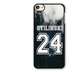Teen Wolf Stilinski 24 iPod Touch 6 Case