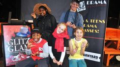 Drama Dynamics Speech and Drama group classes at The Barnyard Theatre (Rivonia, Pretoria and Emperors Palace) offer children the opportunity to learn the art of performance. This includes characterisation, physical performance, movement activities as well as learning directing skills and experiencing loads of fun, creativity and laughter. The Barnyard, Movement Activities, Pretoria, Physics, Palace, Opportunity, Theatre, Christmas Sweaters, Laughter