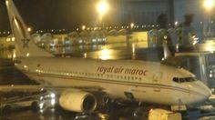 Royal Air #Maroc, compagnie aérienne, Paris Casablanca, Casablanca Conakry.